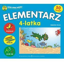 Wiem coraz więcej Elementarz 4 latka (ISBN 9788376239286)