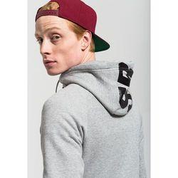 Nike Sportswear SWOOSH PRO Czapka z daszkiem team red/pine green/black/white - produkt z kategorii- Pozostała