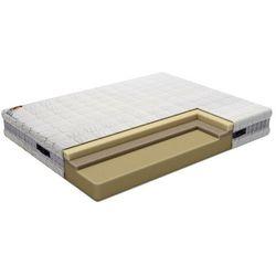 Perdormire Materac z piany pamięciowej z jedwabistym kaszmirem cashmere plus 3.0, 180x200 cm (8592200003391)
