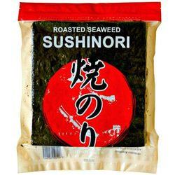 Glony do sushi nori red 50 szt. - marki Inaka