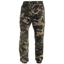 Carhartt WIP MARSHALL COLUMBIA Spodnie materiałowe camo/green rinsed, rozmiar od XS do XXL, zielony