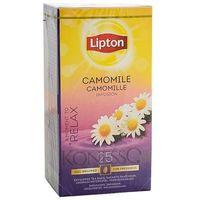 Herbata  camomile (rumianek) 25 kopert foliowych marki Lipton