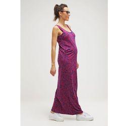 MAMALICIOUS MLRITANA Długa sukienka twilight blue z kategorii Sukienki ciążowe