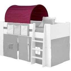 for kids tunel do łóżka piętrowego - purpura od producenta Steens