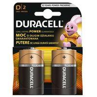 Duracell Bateria  d 2szt.