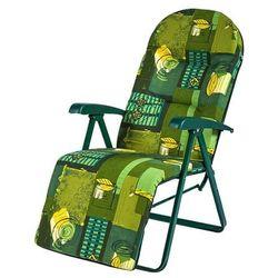 Fotel Patio Newada Plus zielony (5904134442888)