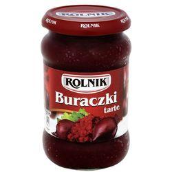 Buraczki tarte 370 ml Rolnik (przetwór)