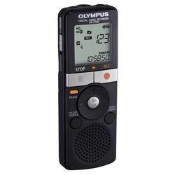 Olympus Cyfrowy dyktafon/rejestrator dźwięku  1100-godzinny!! + aktywacja dźwiękiem (vox) itd.