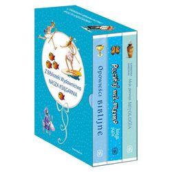 Pakiet: Poczytaj mi mamo. Księga piąta / Opowieści biblijne / Moja pierwsza mitologia (ISBN 9788310129925)