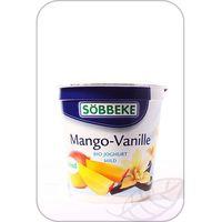 Jogurt z mango i wanilią BIO 150g z kategorii Nabiał