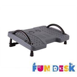 Ss12t ergonomiczna podstawka pod nogi - - podnóżek marki Fundesk