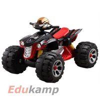 Import super-toys Mega wielki quad rst 12v 2 silniki 4 biegi/st js-318
