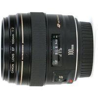 Canon  100 mm f/2.0 ef usm - cashback 260 zł przy zakupie z aparatem! (8714574990491)