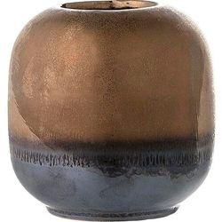 Wazon bloomingville 10,5 cm brązowy