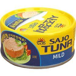 SAJO 150g Tuńczyk kawałki w sosie własnym | DARMOWA DOSTAWA OD 200 ZŁ, kup u jednego z partnerów