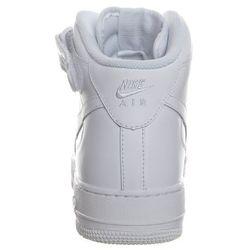 AIR FORCE 1 MID 07 Tenisówki i Trampki wysokie white, męskie obuwie sportowe Nike Sportswear