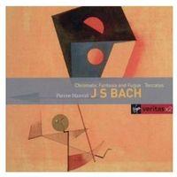 Bach: Chromatic Fantasia & Fugue. Toccatas - Pierre Hantai, 0963272