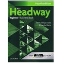Headway 4E Beginner Teachers Book and Teachers Resource Disc Pack (9780194771115)