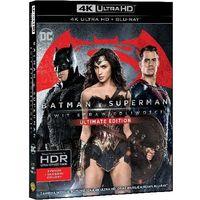 Batman v Superman: Świt sprawiedliwości (2BD) Ultimate Edition 4K UHD z kategorii Filmy przygodowe