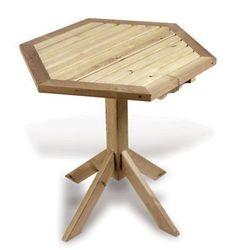 Jagram Stół sześciokątny