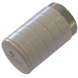 Grzejnik Instal-Projekt 603000010 POKRĘTŁO BIAŁE Z GWINTEM PRZYŁĄCZENIOWYM M30X1,5