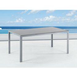 Elegancki stól aluminiowy, meble ogrodowe CATANIA - produkt z kategorii- stoły ogrodowe