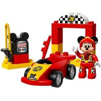 Lego DUPLO Wyścigówka mikiego mickey racer 10843