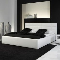 Łóżko tapicerowane 140 cm Veronica