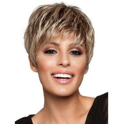 Rosegal Short side bang synthetic wig