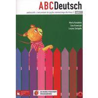 ABCDeutsch 2 Podręcznik z ćwiczeniami z płytą CD, Wydawnictwo Szkolne PWN