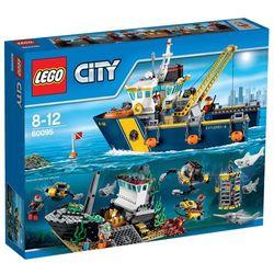 Lego City Statek do badań głębinowych 60095, klocki dla dzieci