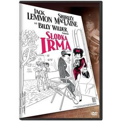 Imperial cinepix Słodka irma (dvd) - billy wilder