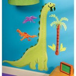 Wallies Naklejki Miarka Wzrostu Dinozaur - sprawdź w wybranym sklepie