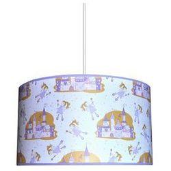 Dziecięca lampa wisząca CASTLE 1xE27/60W/230V