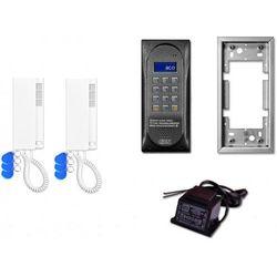 Aco Domofon wielolokatorski cdnp6acc dla 2 lokatorów.