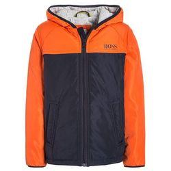 BOSS Kidswear Kurtka przejściowa bleu cargo/orange