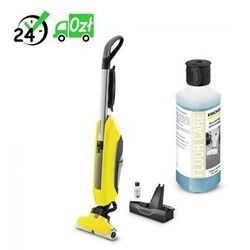 Fc 5 mop elektryczny + rm 536 (500 ml) uniwersalny środek do czyszczenia podłóg negocjuj cenę! => 794037600, mikołaj 2019, dostawa od ręki! marki Karcher