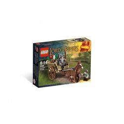 Lego THE LORD OF THE RINGS PRZYBYCIE GANDALFA 9469 dla chłopca