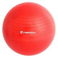 Piłka gimnastyczna inSPORTline Top Ball 75 cm - Kolor Czerwony