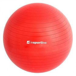 Piłka gimnastyczna inSPORTline Top Ball 75 cm - Kolor Czerwony z kategorii Piłki i skakanki