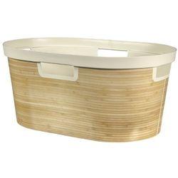Kosz do magla infinity 40l - bambus marki Curver