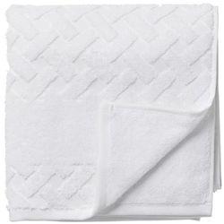 Ręcznik Laurie 140x70 cm śnieżno biały