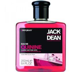 Tonik do włosów Quinine Jack Dean 250 ml - sprawdź w dr włos