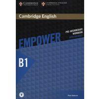 Empower Pre-Intermediate Ćwiczenia z Odpowiedziami + Downloadable Audio, Cambridge University Press