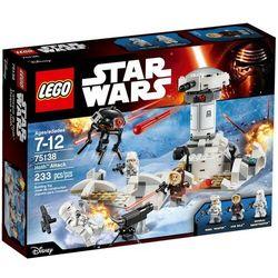 75138 ATAK HOTH Hoth Attack KLOCKI LEGO STAR WARS