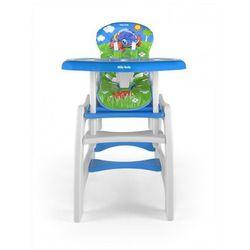 Milly Mally Max krzesełko do karmienia CAR, towar z kategorii: Krzesełka do karmienia