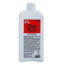 Kallos Oxi Kremowy utleniacz 6%. - produkt z kategorii- Pozostałe kosmetyki do włosów