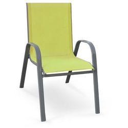 MOSLER krzesło zielony