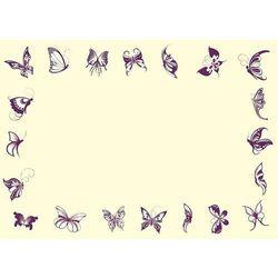 tablica suchościeralna 121 motyle