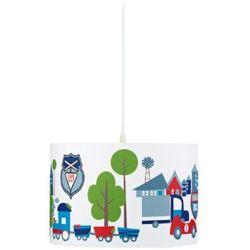 KIDS CONCEPT Lampka sufitowa Turbo kolor niebieski - produkt z kategorii- Oświetlenie dla dzieci